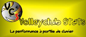 VolleyClubStats en plein développement