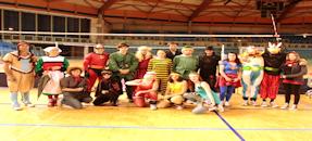 Vidéo : Carnaval de l'ASV Volley 09/03/2012