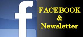 Retrouvez nous sur Facebook ou Abonnez-vous à la newsletter