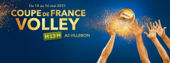 [Replay] Coupe de France de Volley M13 Masculin